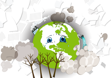 go digital, paperless, save earth